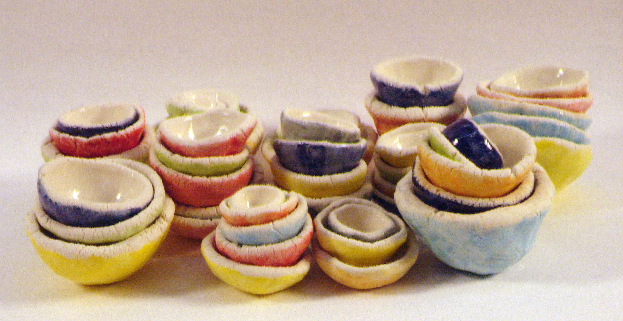 Displaying 20> Images For - Abstract Clay Teapots...